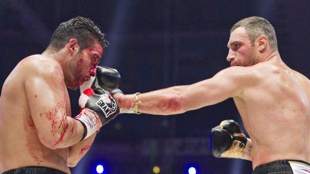 Vitali Klitschko - Bildquelle: imago/Marianne M¸ller