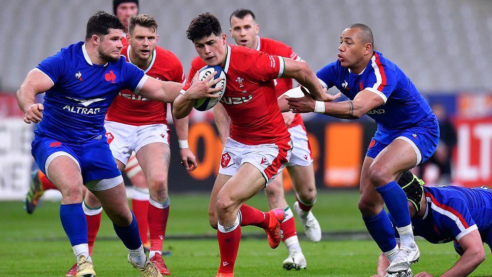 Auch am 5. Spieltag der Rugby Six Nations ging es heiß her - Bildquelle: Getty Images