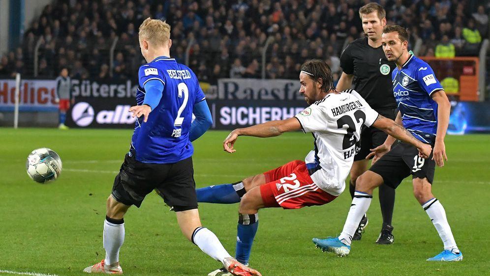 Remis im Topspiel der zweiten Bundesliga. - Bildquelle: imago