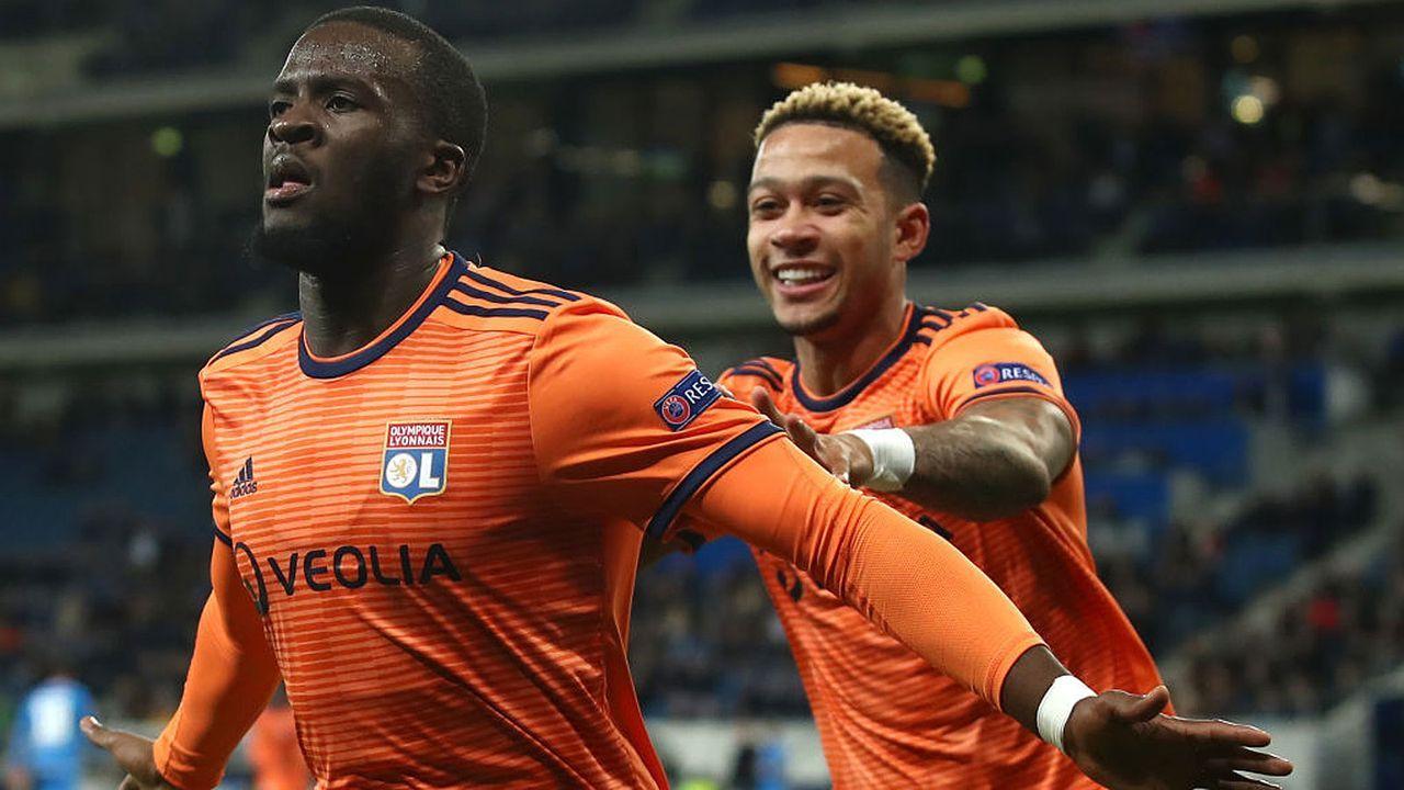 Tanguy Ndombele (Olympique Lyon) - Bildquelle: Getty Images