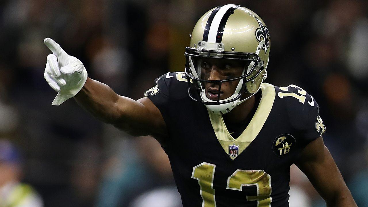 Michael Thomas (Wide Receiver, New Orleans Saints) - Bildquelle: 2019 Getty Images