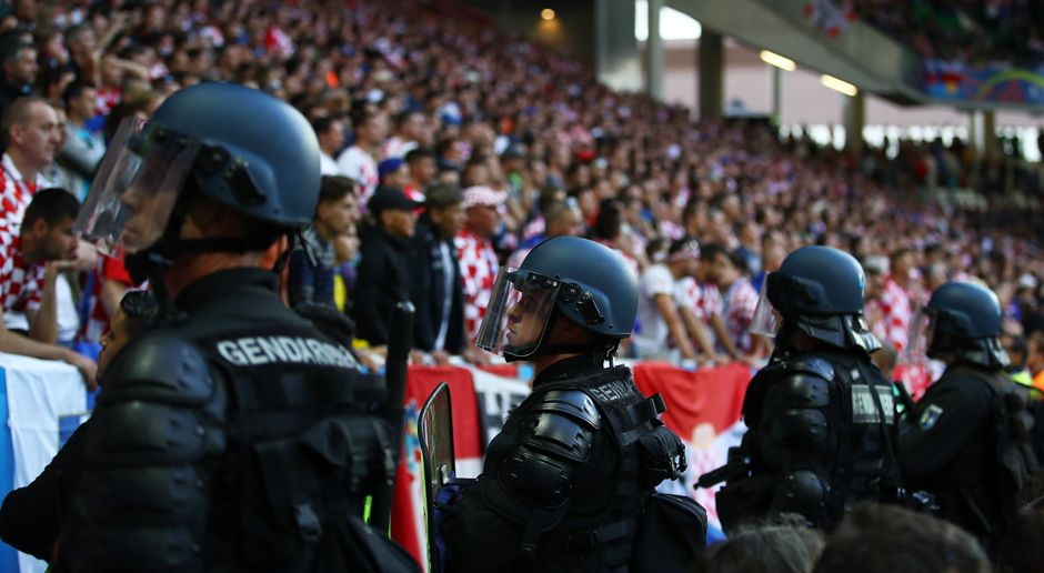 Tschechien Vs Kroatien