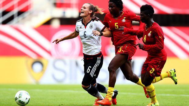 Simone Laudehr (Fußball) - Bildquelle: 2016 Getty Images