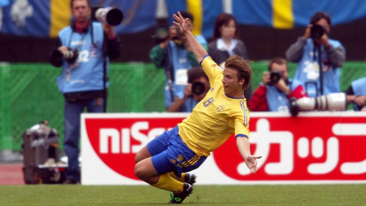 Platz 8: Anders Svensson (Schweden) - Bildquelle: Imago