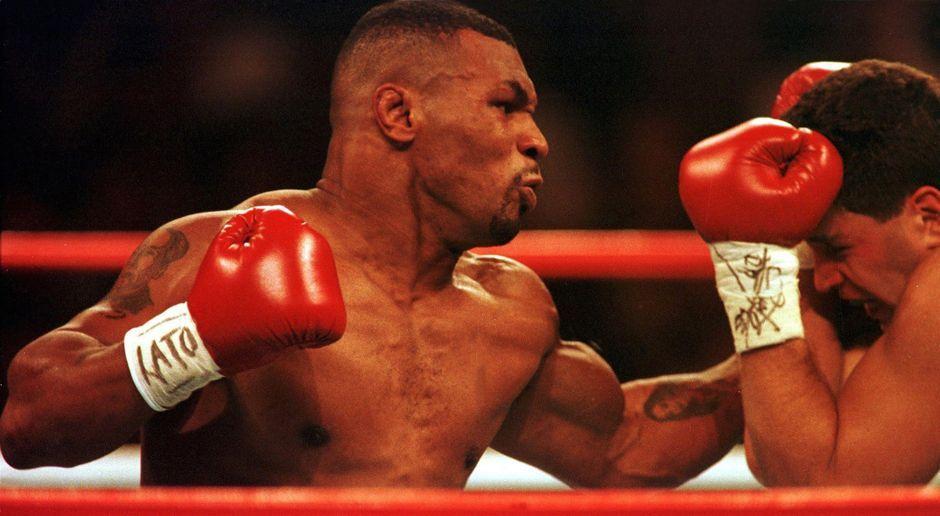 Platz 13: Mike Tyson - Bildquelle: Getty Images