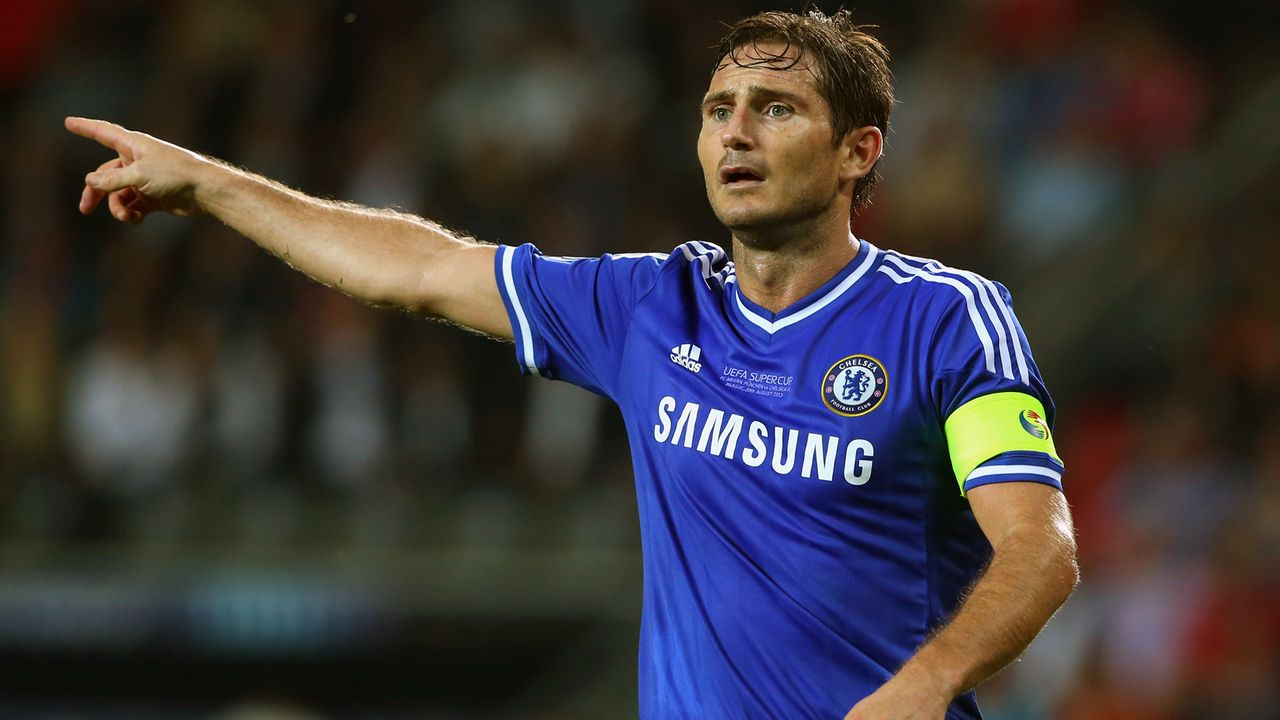 Mittelfeld - Frank Lampard - Bildquelle: 2013 Getty Images