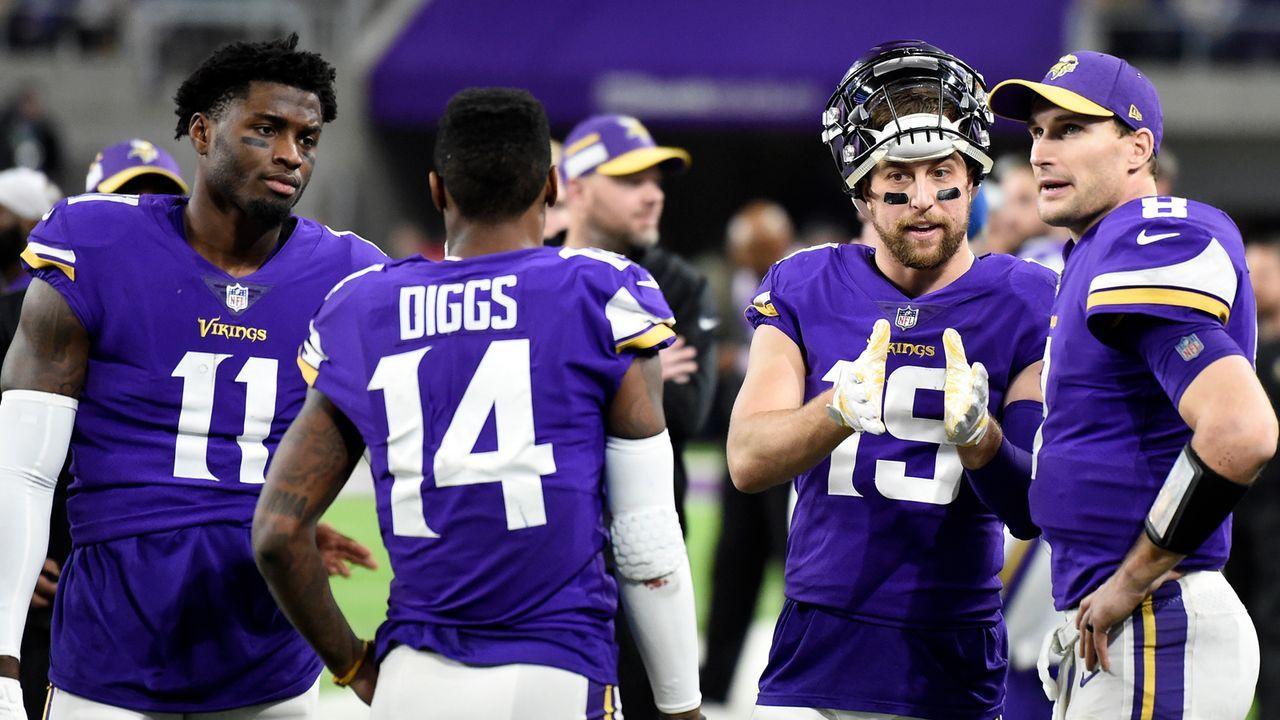 Platz 11: Minnesota Vikings - Bildquelle: 2018 Getty Images