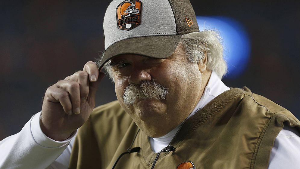 Bob Wylie arbeitete bei den Oakland Raiders und den Cleveland Browns jeweils... - Bildquelle: imago/Icon SMI