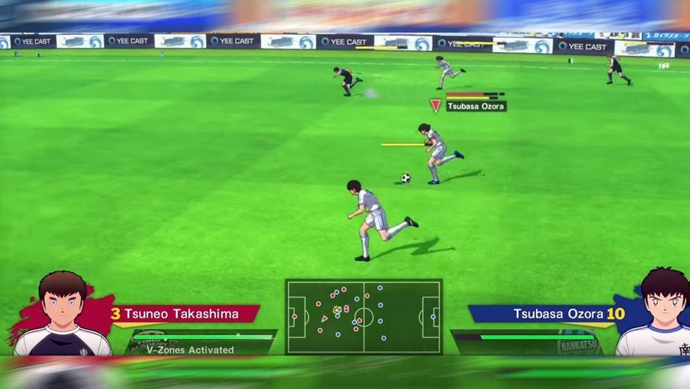 Das Spiel soll im Laufe des Jahres 2020 für die Konsolen Playstation 4 und N... - Bildquelle: youtube/B/R Football