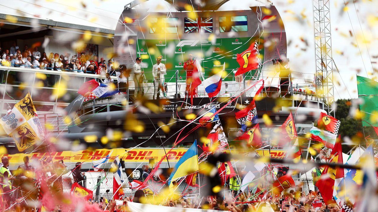 Monza zuversichtlich für Zukunft in der F1 - Bildquelle: 2018 Getty Images