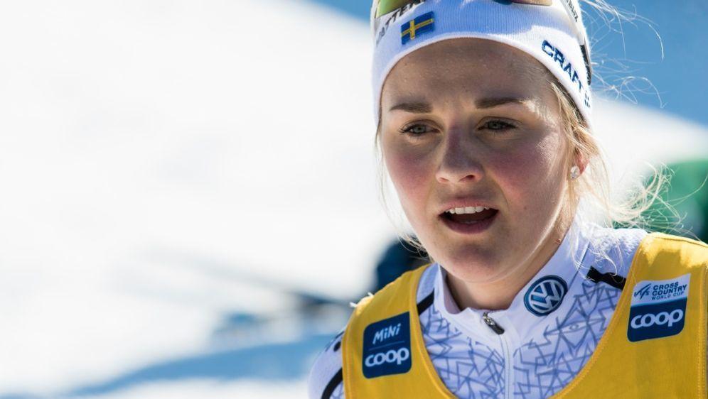 Stina Nilsson endet bei Biathlon-Debüt auf Platz 99 - Bildquelle: AFPSIDMARTIN OUELLET-DIOTTE