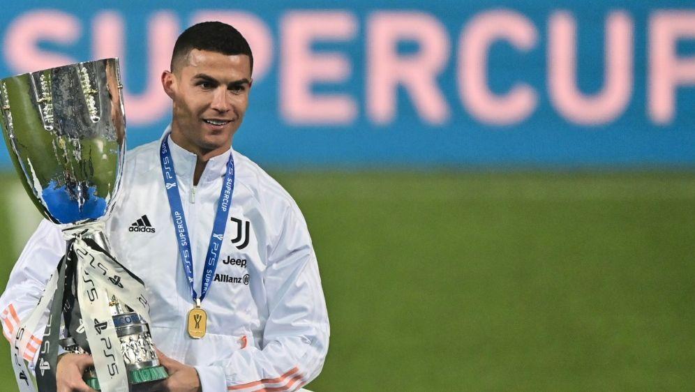 Supercup ist 33. Titel für Christiano Ronaldo - Bildquelle: AFPSIDMIGUEL MEDINA