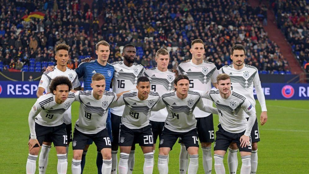 Das DFB-Team spielt zu Beginn gegen Serbien - Bildquelle: PIXATHLONPIXATHLONSID