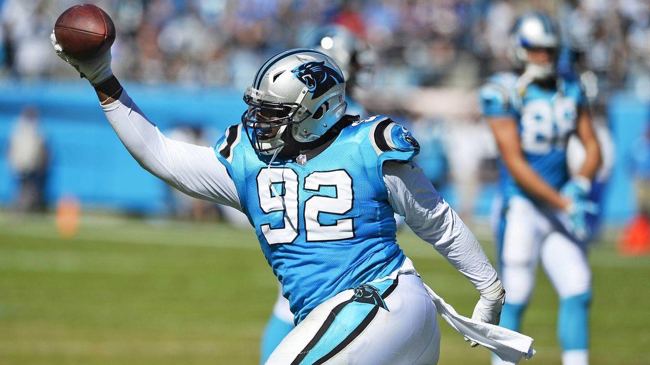 Vernon Butler (Carolina Panthers) - Bildquelle: imago
