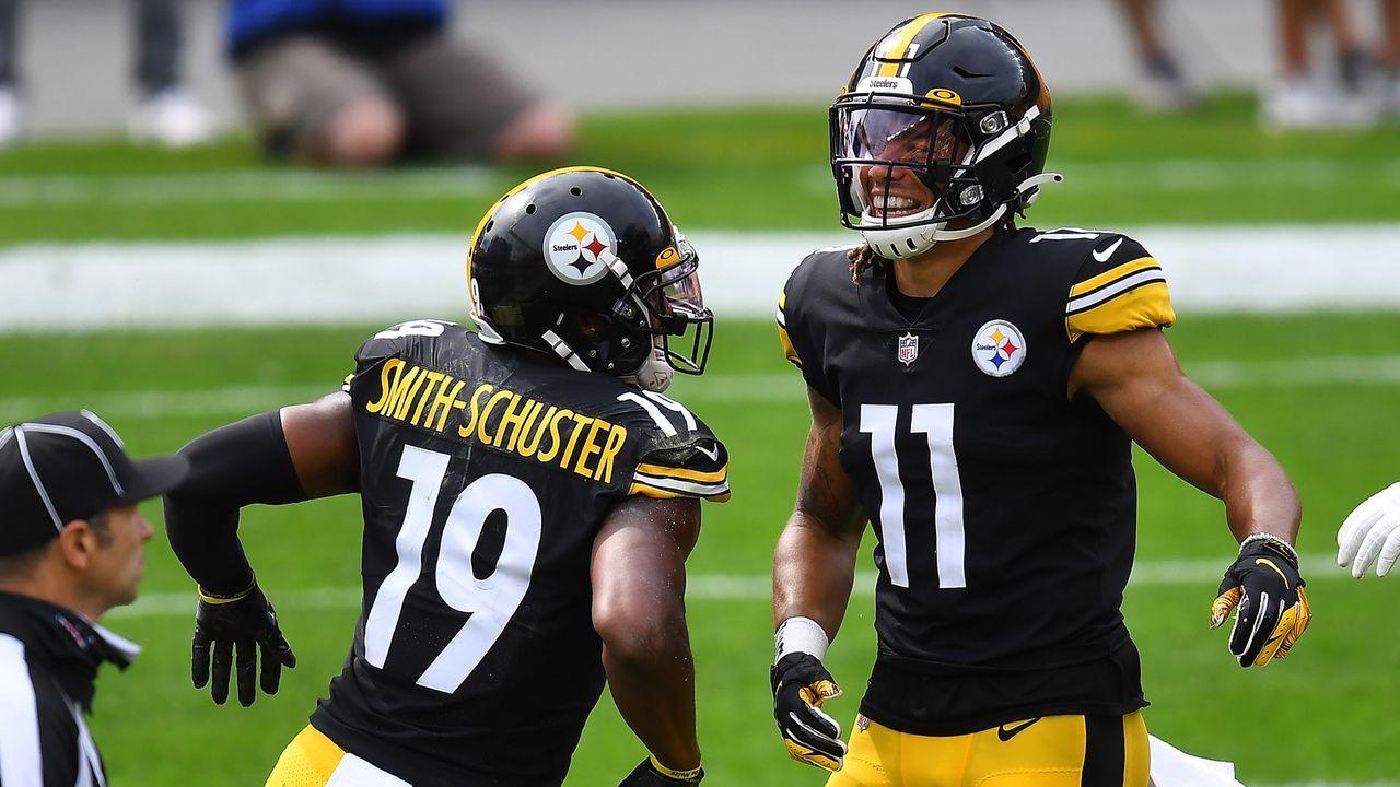 Pittsburgh Steelers: Das beste Receiver-Quartett der Liga? - Bildquelle: getty