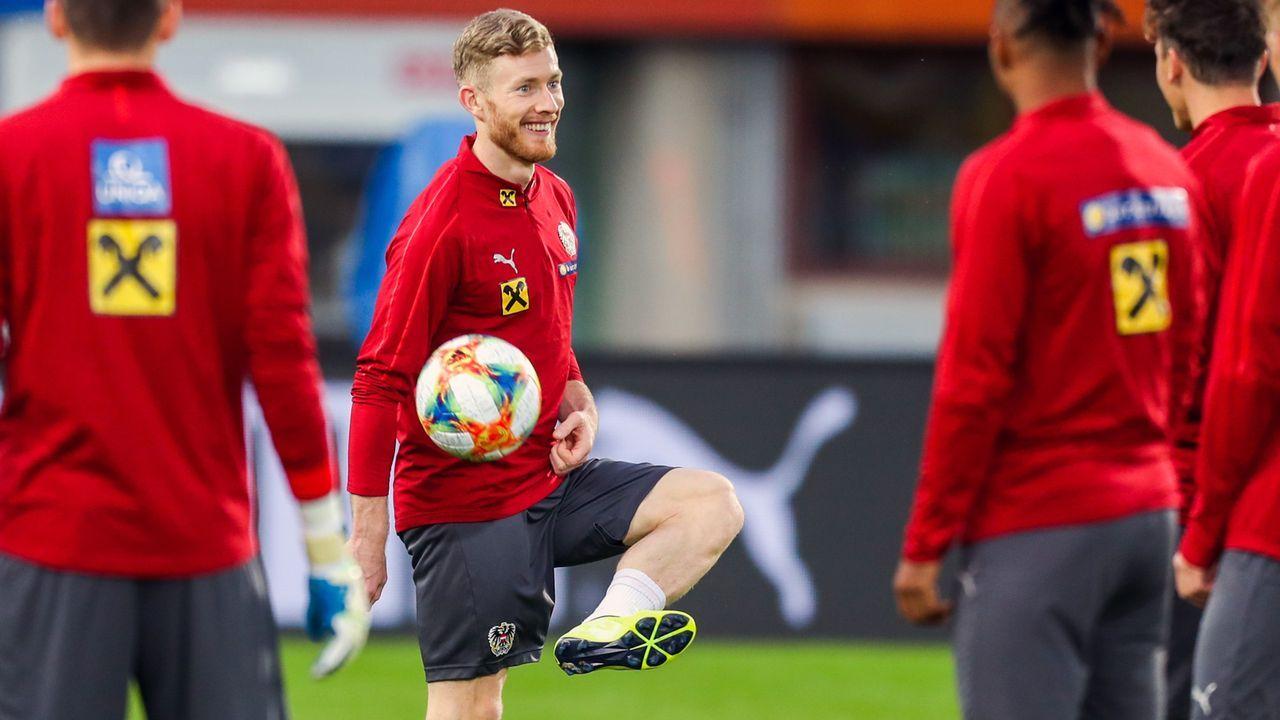 Florian Kainz (1. FC Köln) - Bildquelle: imago images/GEPA pictures