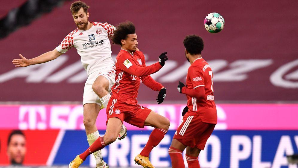 Das Hinrunden-Duell gewannen die Bayern trotz zwischenzeitlichem 0:2-Rücksta... - Bildquelle: 2021 Getty Images
