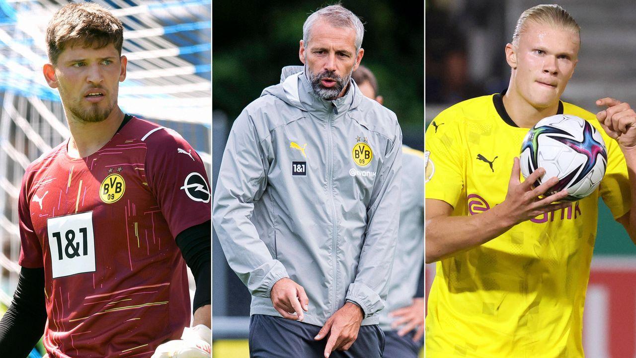 7 Gründe, warum Dortmund 2021/22 Meister werden kann - Bildquelle: Imago
