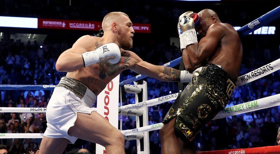 May-Mac: Fight - Bildquelle: 2017 Getty Images