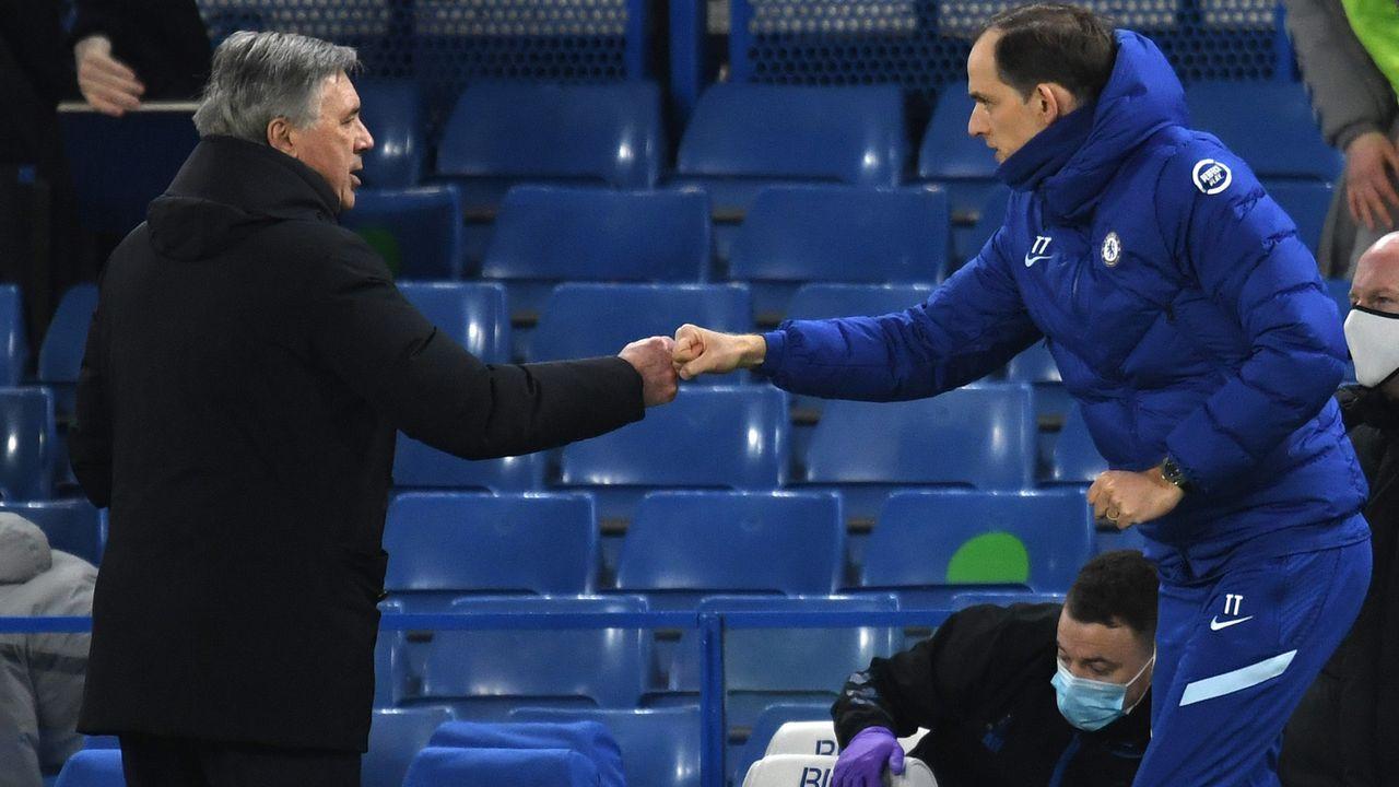 Carlo Ancelotti (FC Everton) - Bildquelle: 2021 Getty Images