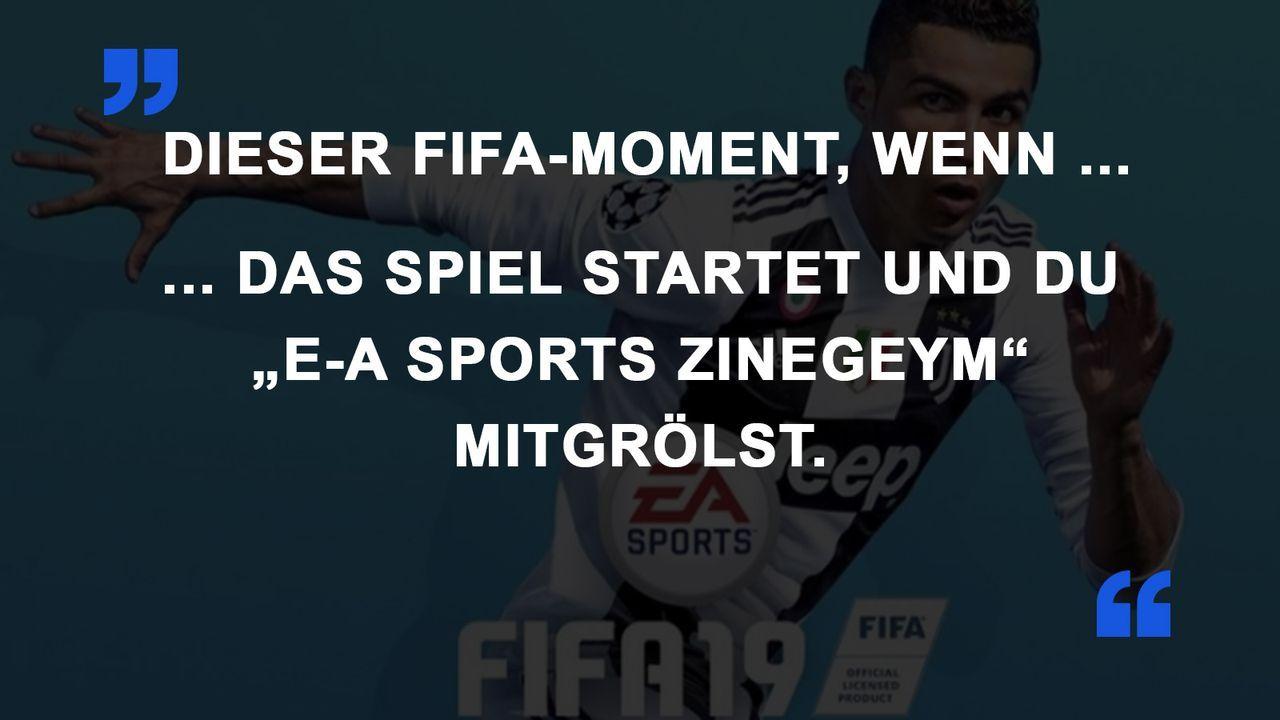 FIFA Momente EA Sports