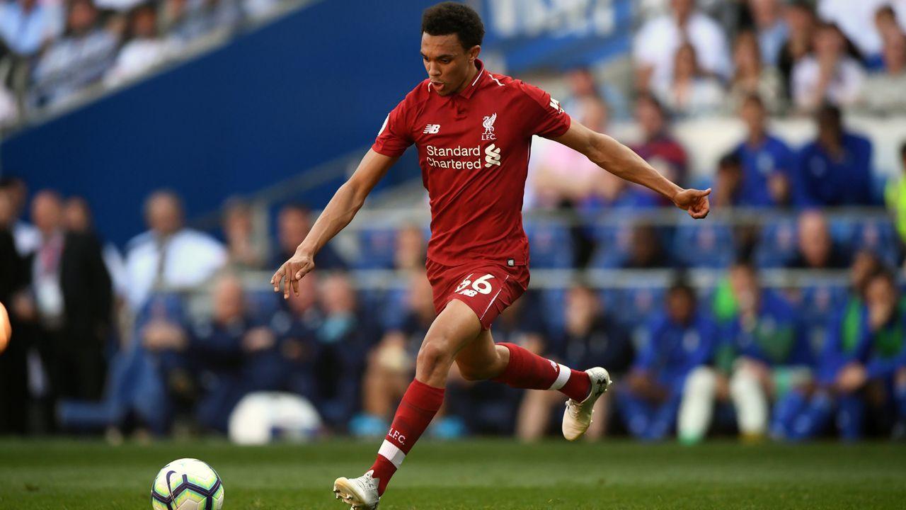 Abwehr - Trent Alexander-Arnold (FC Liverpool) - Bildquelle: 2019 Getty Images