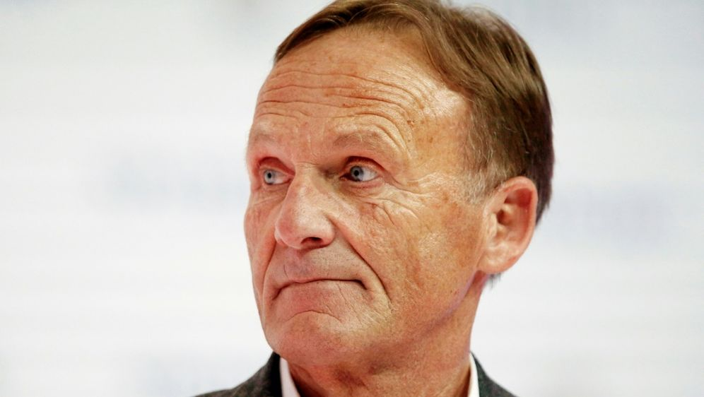 Geschäftsführer Watzke sieht den BVB auf einem guten Weg - Bildquelle: PIXATHLONPIXATHLONSID