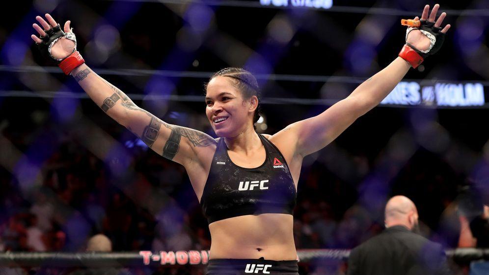 Amanda Nunes schrieb bei UFC 250 erneut MMA-Geschichte - Bildquelle: Getty Images