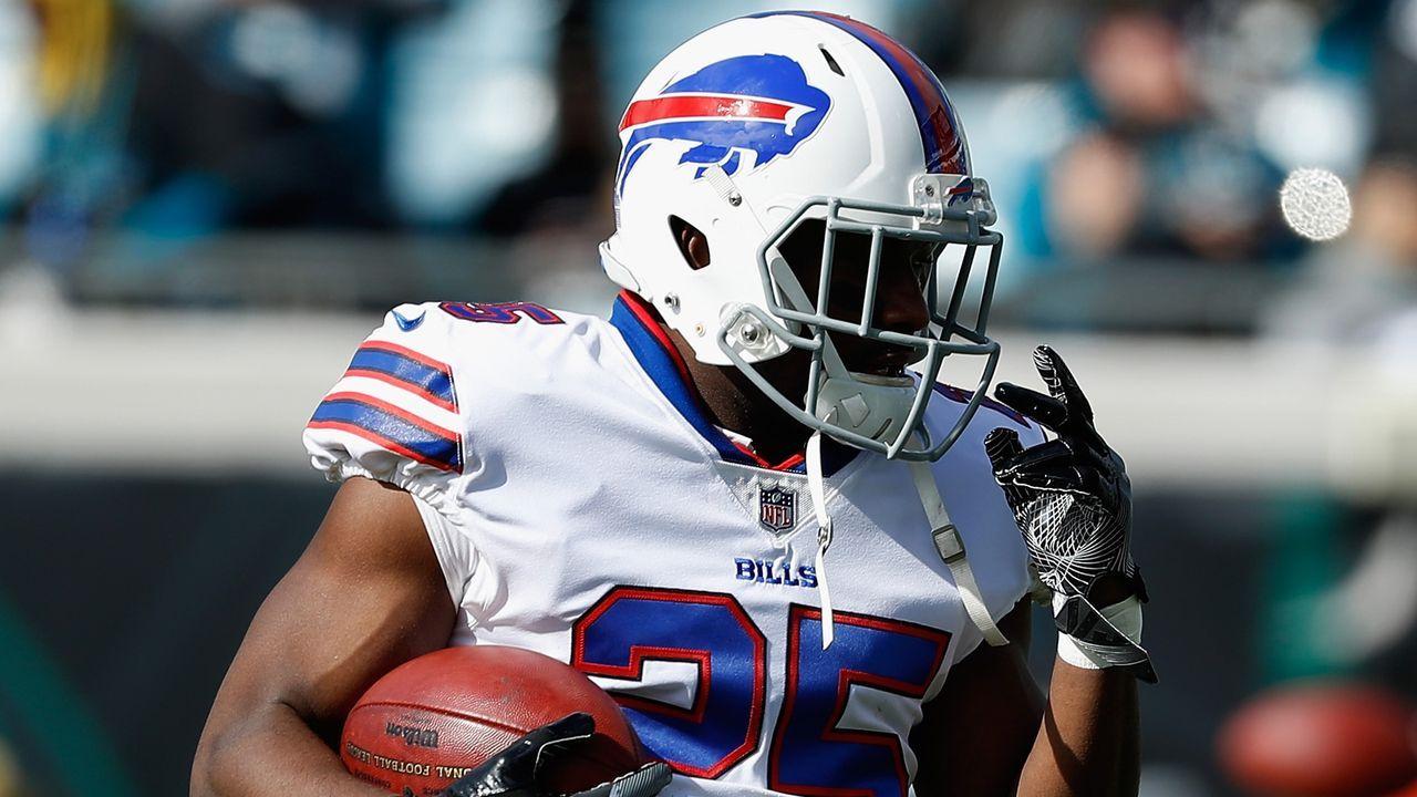 LeSean McCoy (Running Back, Buffalo Bills) - Bildquelle: 2018 Getty Images