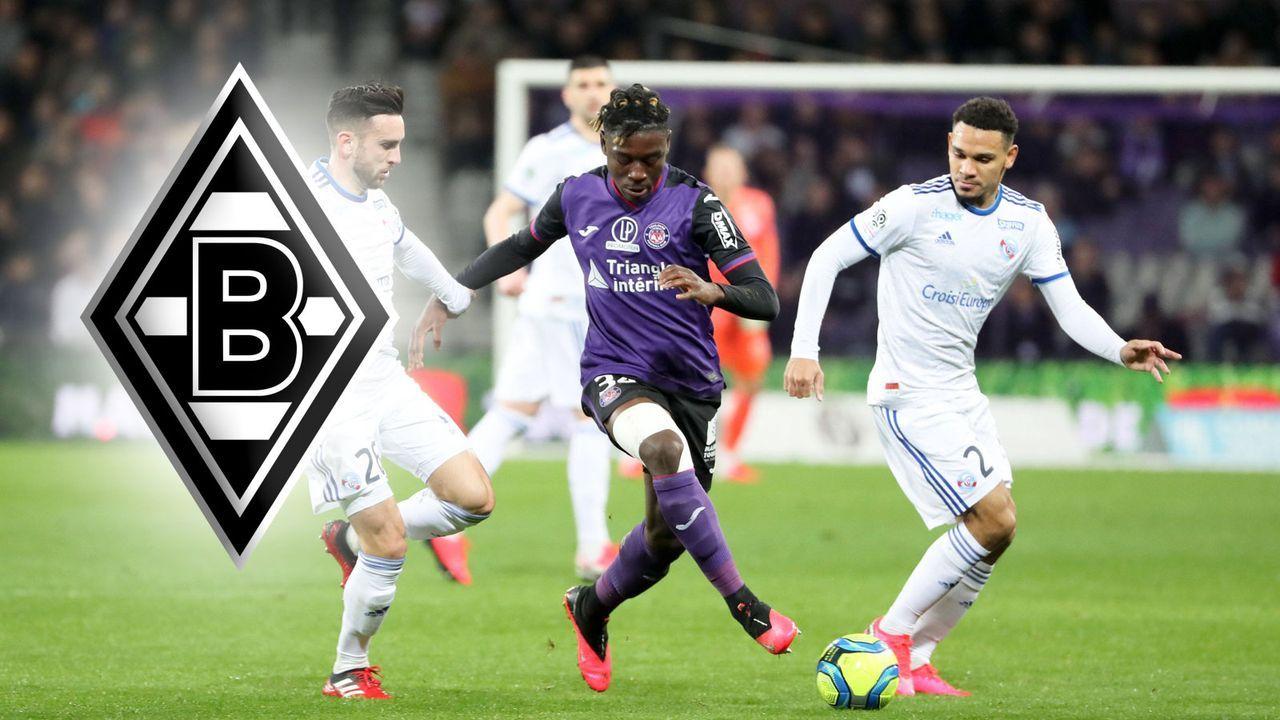 Kouadio Manu Kone (FC Toulouse) - Bildquelle: Imago Images