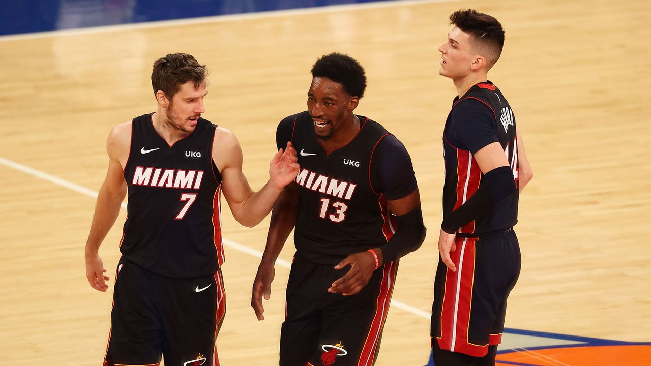 Eastern Conference - 5. Rang: Miami Heat - Bildquelle: Getty Images