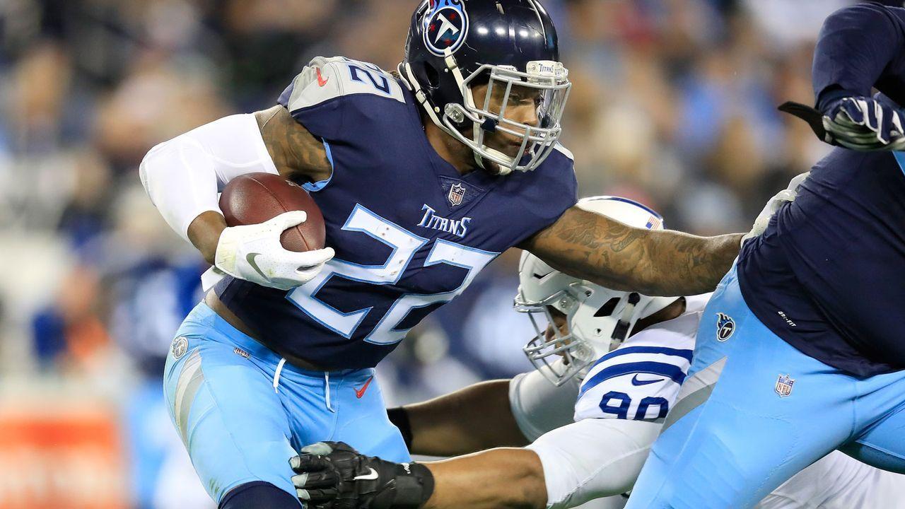 3 - Tennessee Titans - Bildquelle: 2018 Getty Images