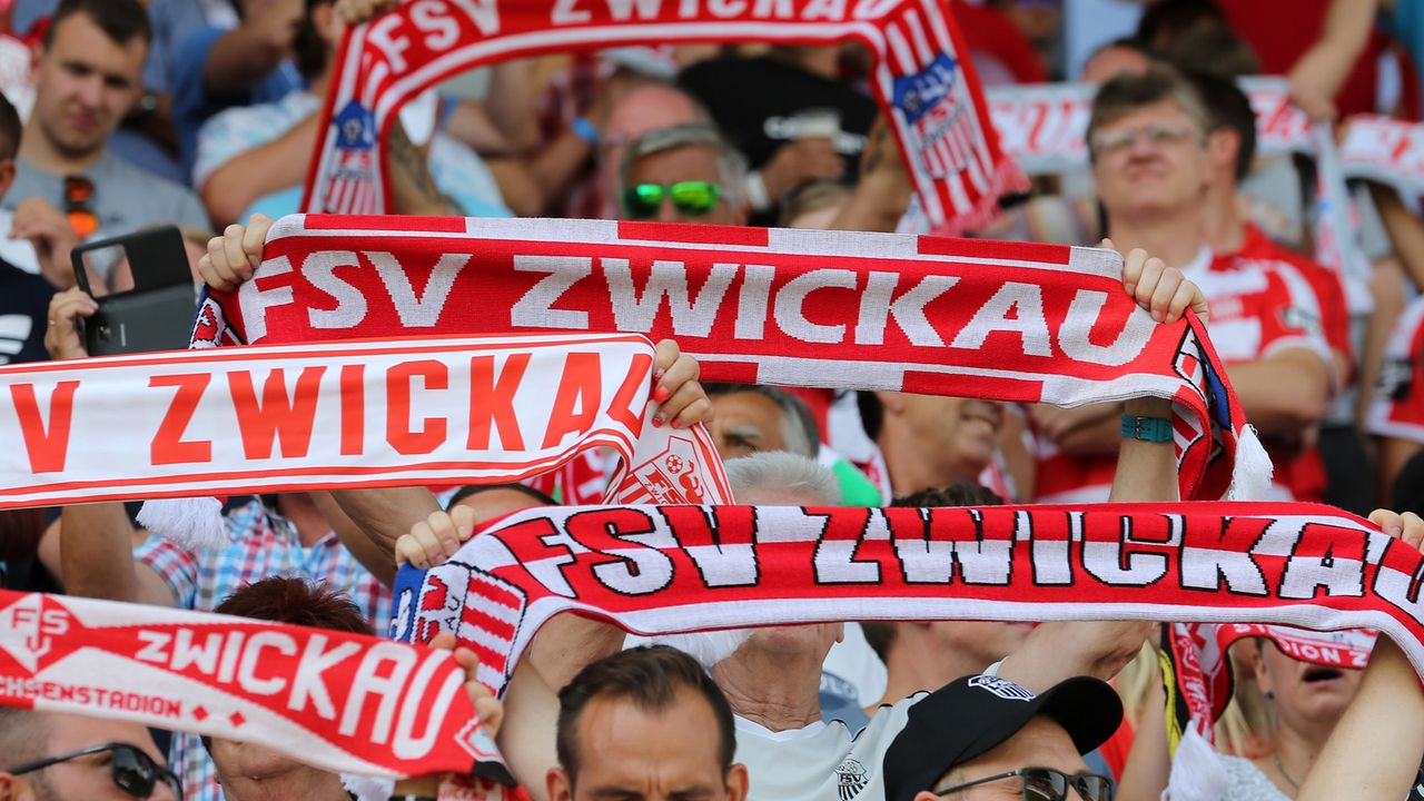 FSV Zwickau - Bildquelle: 2019 Getty Images