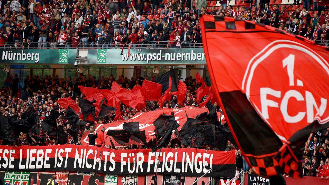 1. FC Nürnberg - Bildquelle: 2016 Getty Images