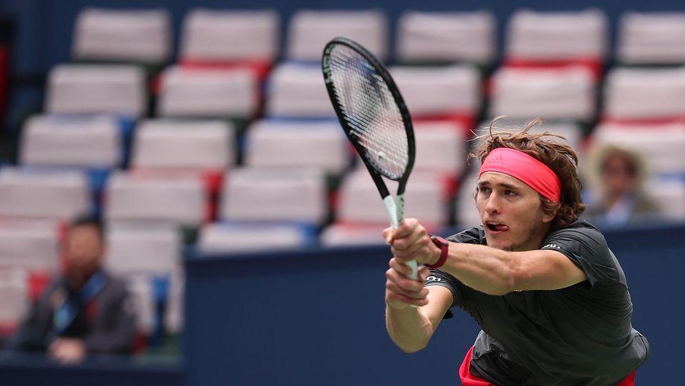 Zverev wird vermutlich nicht am Davis-Cup teilnehmen - Bildquelle: 2018 Getty Images