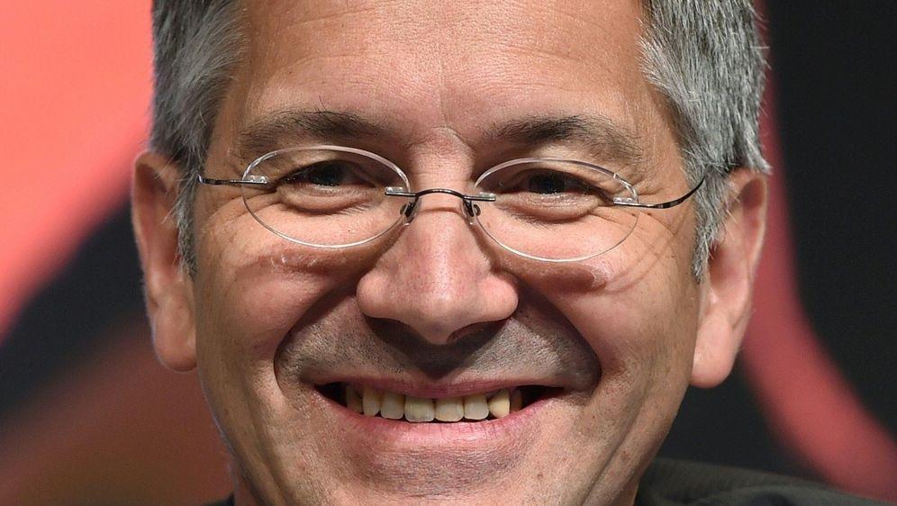 Herbert Hainer könnte Hoeneß-Nachfolger beim FCB werden - Bildquelle: AFPSIDCHRISTOF STACHE