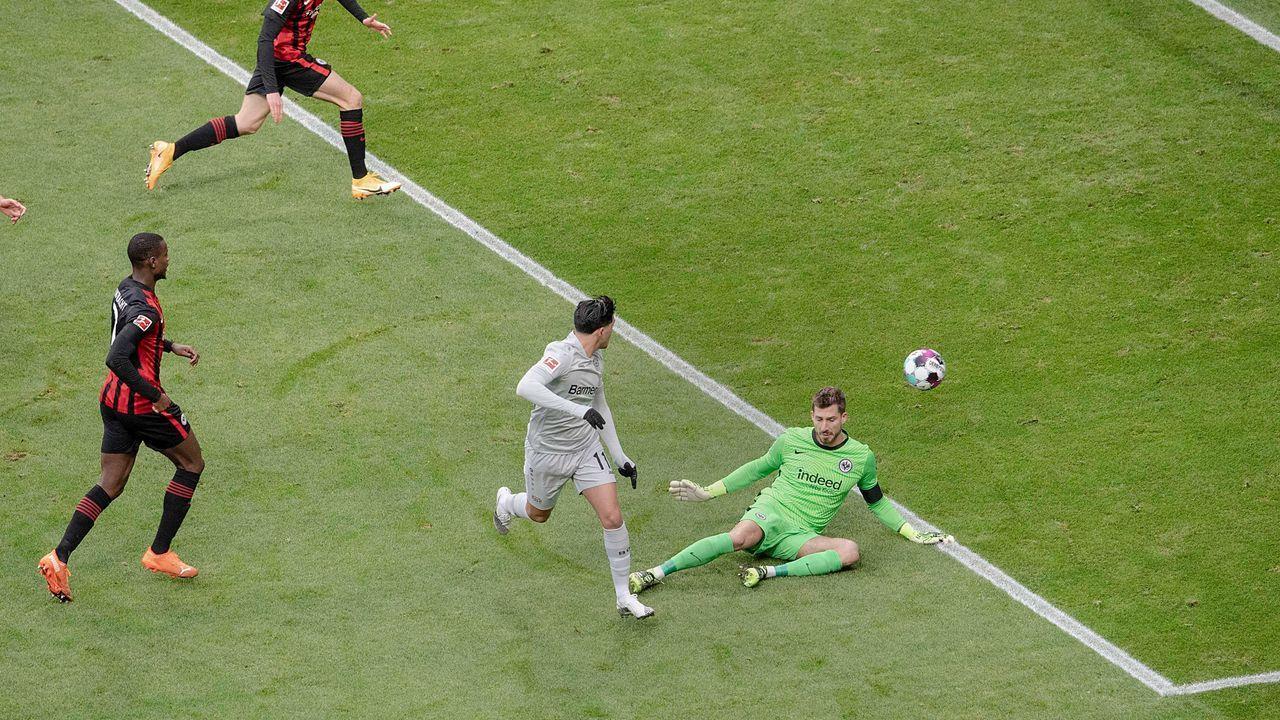 Tor der Saison: Nadiem Amiri (Bayer 04 Leverkusen) - Bildquelle: imago images/Sven Simon