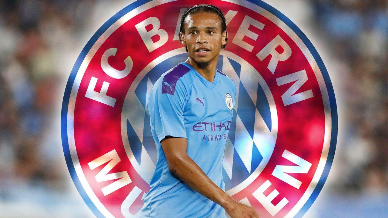 Die Zahlen zum Sane-Vertrag beim FC Bayern - Bildquelle: Getty