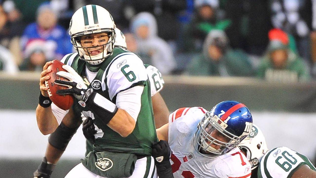 2011: Mark Sanchez (New York Jets) - Bildquelle: imago