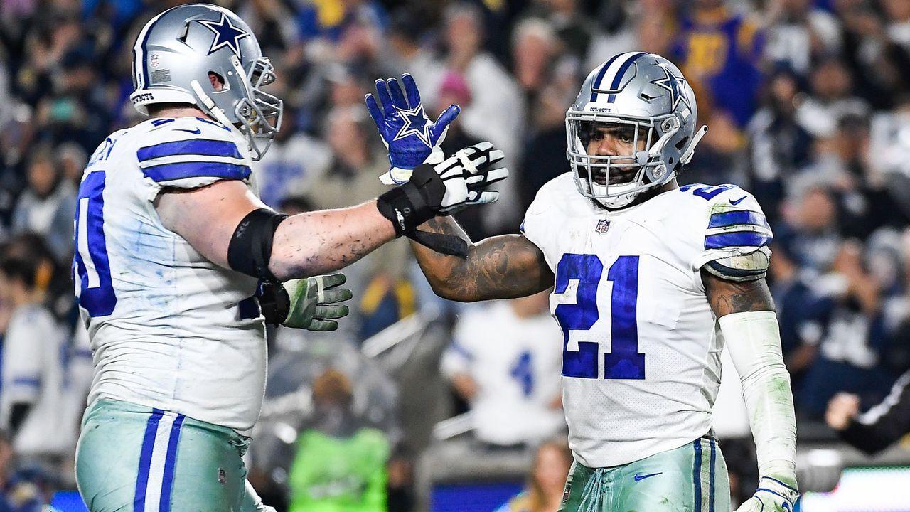 7 - Dallas Cowboys - Bildquelle: 2019 Getty Images