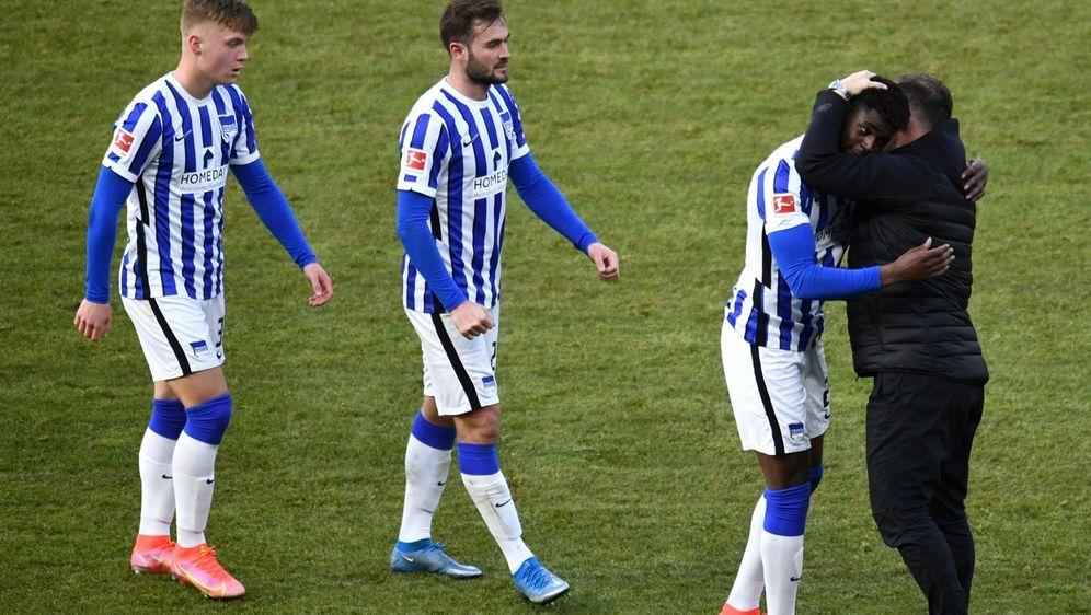 Hertha BSC absolviert zum Saisonabschluss sechs Spiele binnen 19 Tagen - Bildquelle: 2021 Getty Images