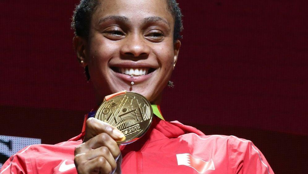 Doping-Anklage gegen EidNaser landet vor dem CAS - Bildquelle: AFPSIDMUSTAFA ABUMUNES