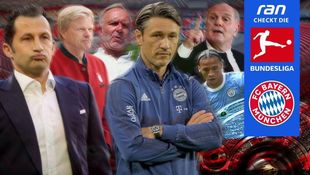 Niko Kovac steht vor einer schwierigen zweiten Saison als Trainer des FC Bay... - Bildquelle: Getty