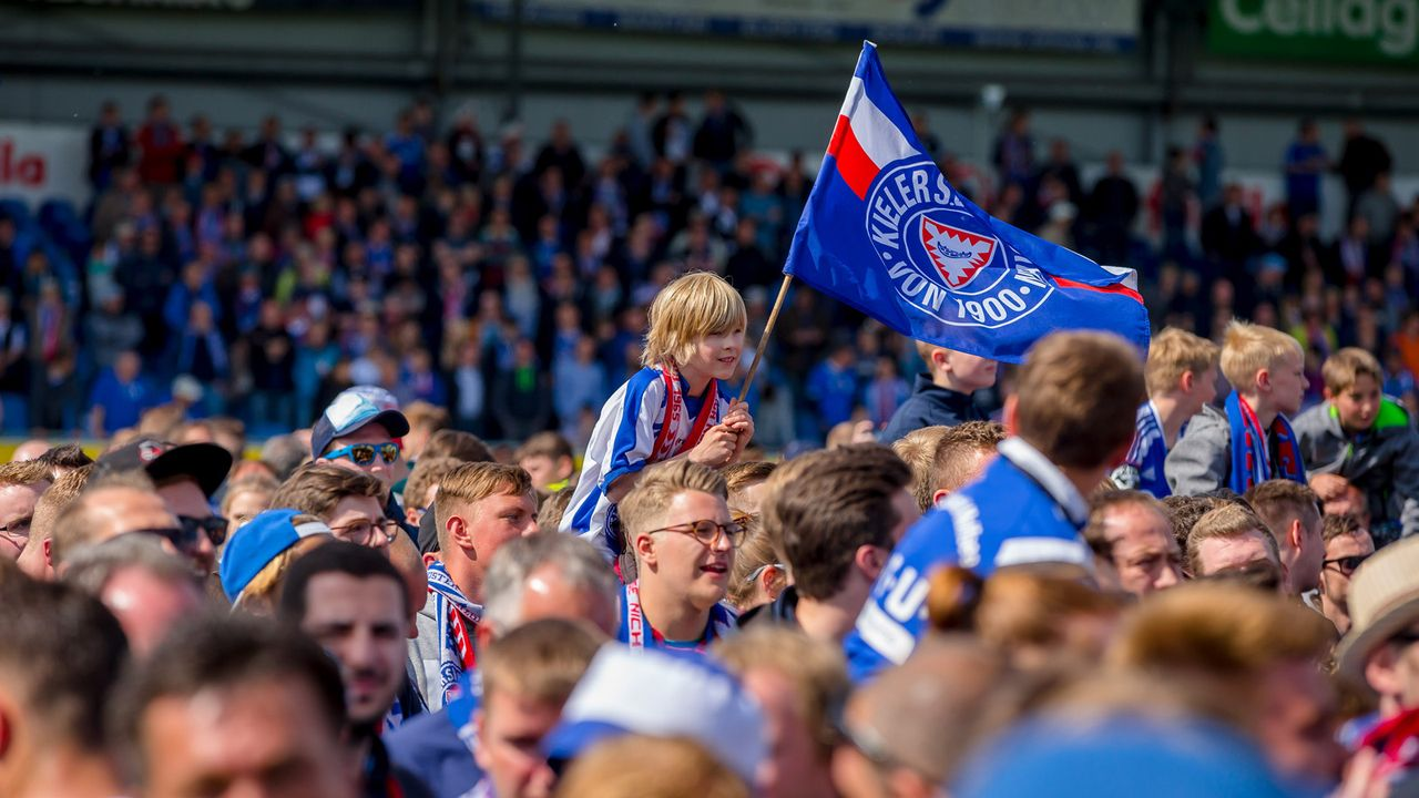 Holstein Kiel - Bildquelle: 2017 Getty Images