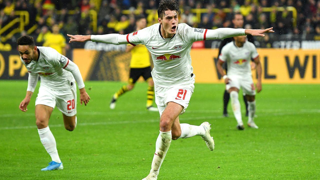 Patrik Schick (RB Leipzig) - Bildquelle: 2019 Getty Images