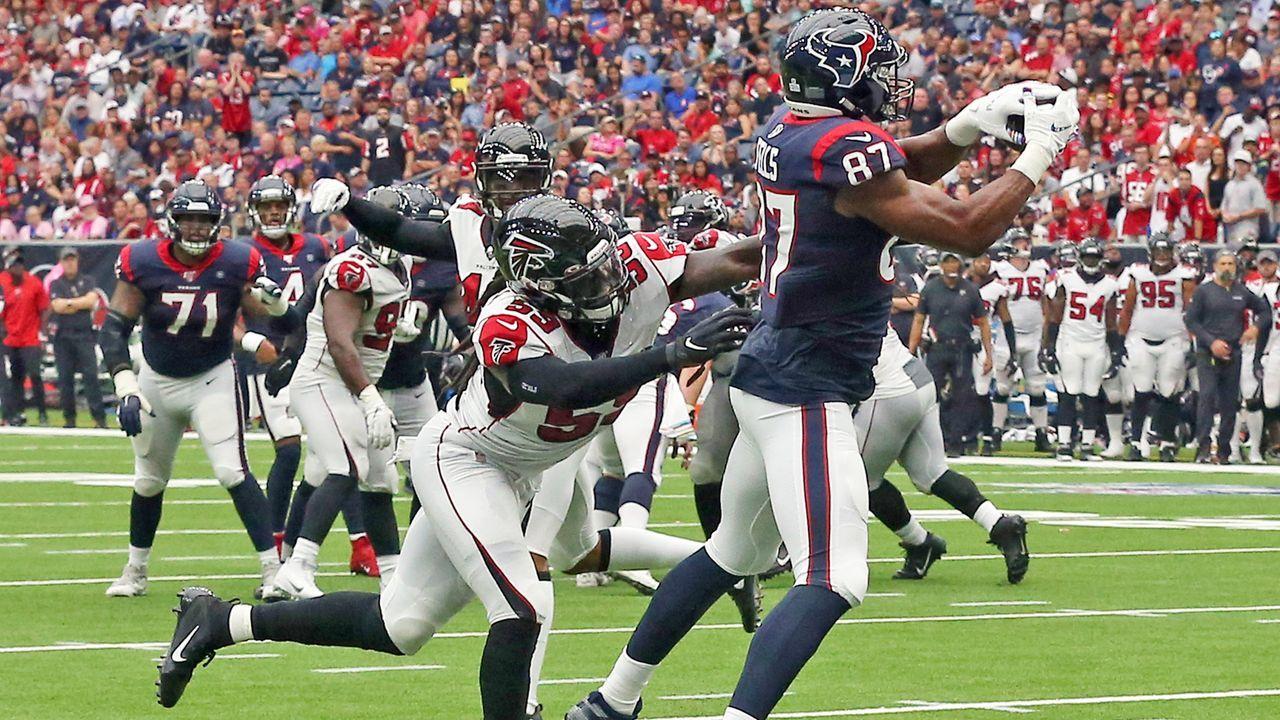Passing Offense: Houston Texans - Bildquelle: 2019 Getty Images