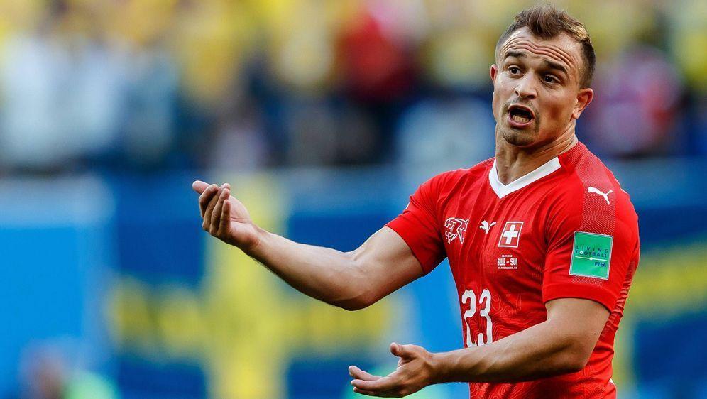 In Gruppe A bei der Fußball-Europameisterschaft trifft die Schweiz zum Aufta... - Bildquelle: Imago