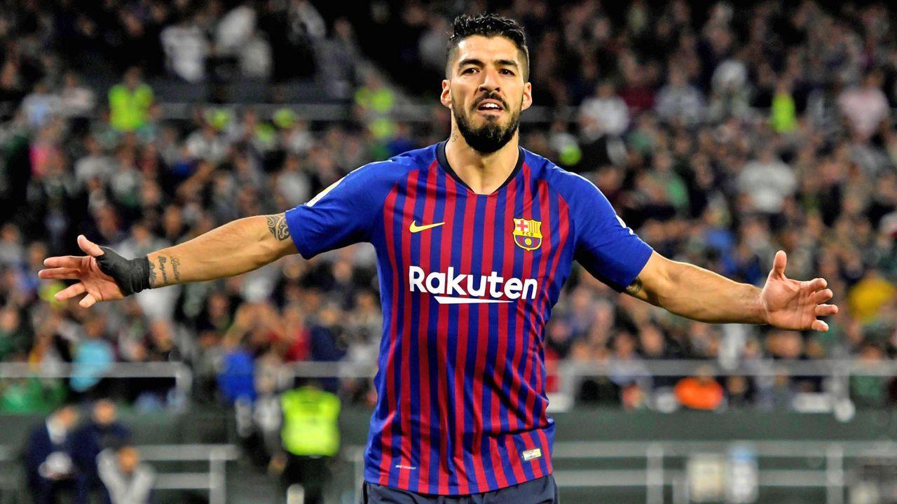 Luis Suarez (Atletico Madrid) - Bildquelle: Imago