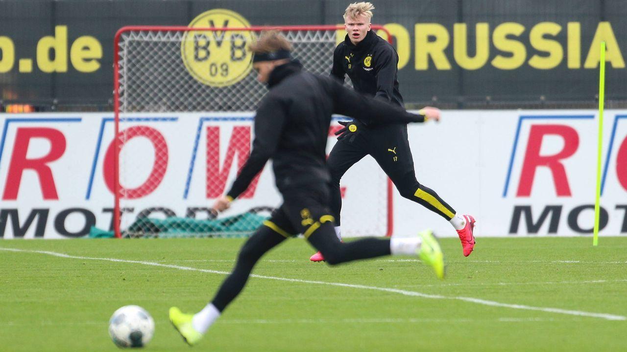 Borussia Dortmund - Bildquelle: imago images/RHR-Foto