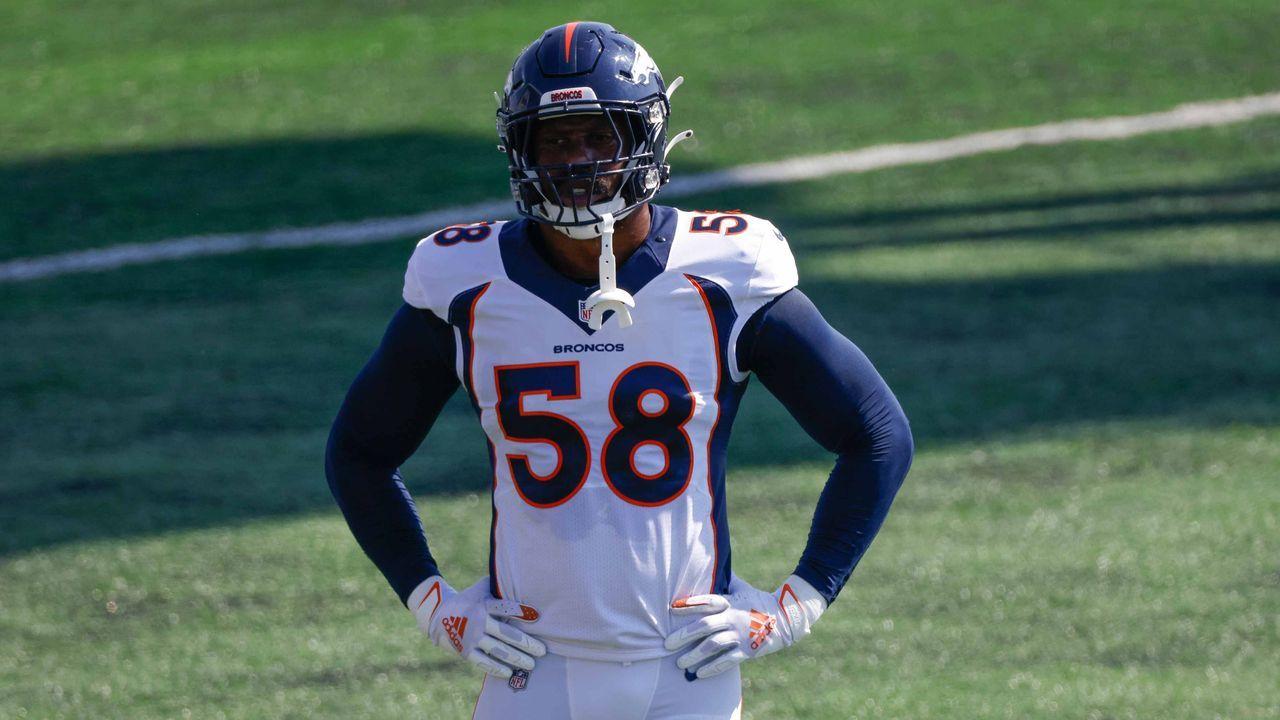 Von Miller (Denver Broncos)  - Bildquelle: getty
